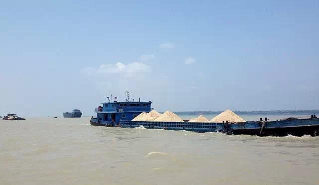鄱阳湖2019年度采砂6月21日始 拟采总量3990万吨