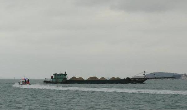 严!山东发文全面加强海砂开采运输销售使用管理