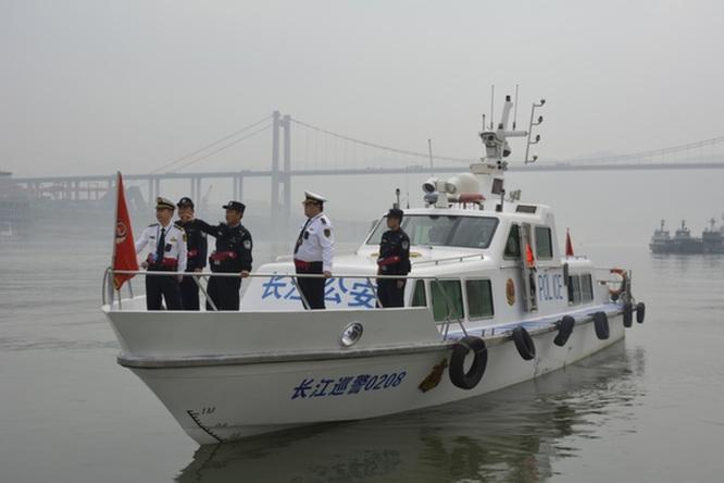 长航公安与重庆海事联合打击非法
