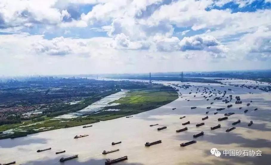 长江8.4亿吨采砂量中,许可采砂仅0.8亿吨—国务院领导先后作出多次重要批示  2019-10-16