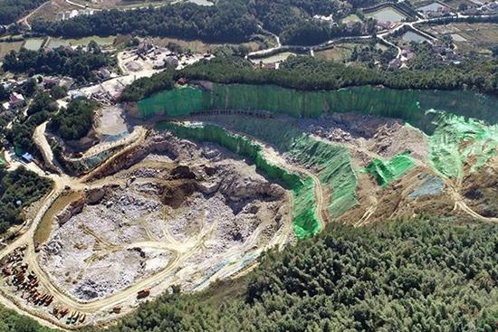 湖南砂石矿整治方案即将下发 露天矿山整治已启动