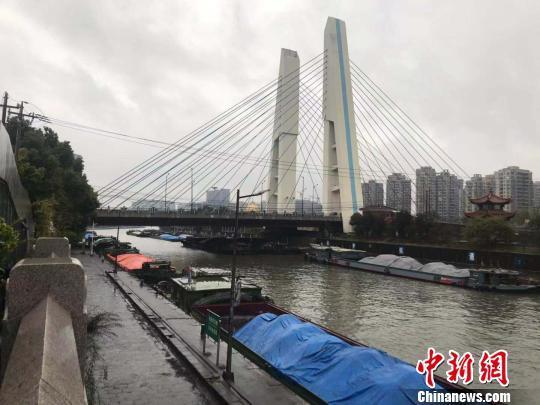 杭州三堡二线船闸迎大修 对华东地区水运影响将扩大