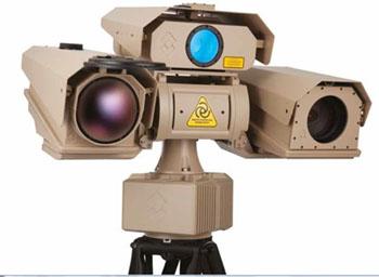 海防专用flir热像仪、边防用红外热像仪