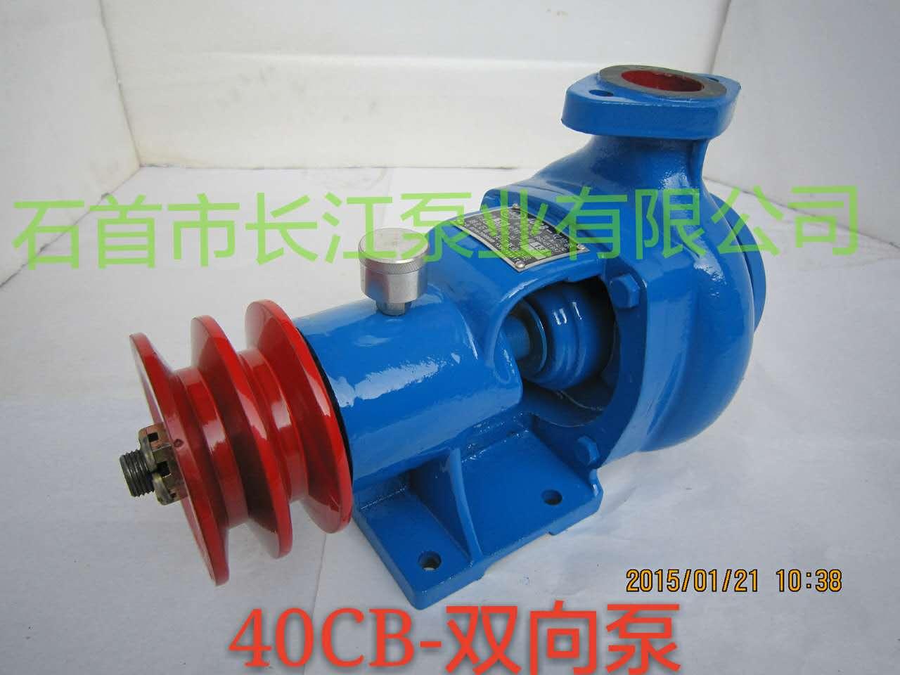 40CB双向泵 船用柴油机循环泵